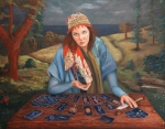 Enzie Shahmiri - The Gypsy Fortune Teller